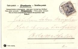 CP De Porta Westfalica (28.05.1904) - Allemagne