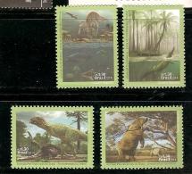 Brazil ** & Prehistoric Animals Of Brazil 2014 (4567) - Unused Stamps