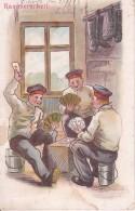 AK Kammerarbeit - Humor - 1903 (25378) - Humor