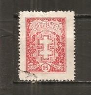 Lituania Nº Yvert  267 (usado) (o) - Lithuania
