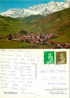 Potes Y Macizo Oriental, Picos De Europa, Spain Postcard Posted 1978 Stamp - Asturias (Oviedo)