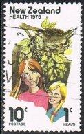 New Zealand SG1127 1976 Health Stamp 10c+1c Good/fine Used [31/28081/4D] - Usati