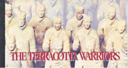 AUSTRIA  232   **     BKLT.  TERRACOTTA  WARRIORS  CHINA - Vienna – International Centre