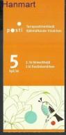 Finland 2011 Mi 1590-1599 MNH -  Songbirds Booklets  ( ZE3 FNLmh2070-2074 )