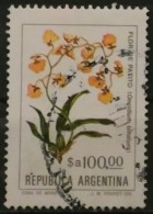 ARGENTINA 1984. Flowers Of Argentina. USADO - USED. - Argentina