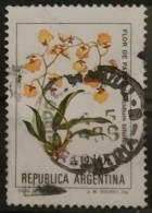 ARGENTINA 1984. Flowers Of Argentina. USADO - USED. - Usados
