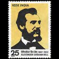 INDIA 1976 - Scott# 715 Telephone Cent. Set Of 1 LH