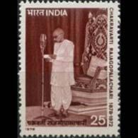 INDIA 1978 - Scott# 813 Governor General Set Of 1 LH
