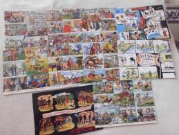 LOT DE 8 CARTES HUMORISTIQUES ..ILLUSTRATIONS VARIEES ..VACANCES..TIERCE..MARIAGE..AMOUR..CHASSE..PECHE..VIGNES.. - 5 - 99 Postcards