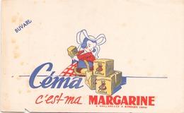 Buvard Margarine Cema - Carte Assorbenti