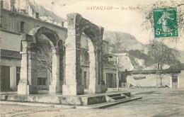 CPA Cavaillon-Arc Marius    L2241 - Cavaillon