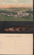 7707) CUNEO BAROLO PANORAMA VIAGGIATA 1910 CIRCA - Cuneo
