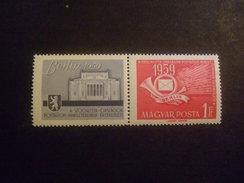 HUNGARY 1959 MICHEL 1592A  CONFERENCE  MNH **  (E23-023)