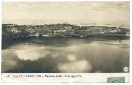 Q.423  CASTEL GANDOLFO - 1909 - Ediz. N.P.G. - Other Cities