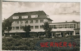 Cuxhaven-Duhnen V. 1966  Seehotel Kamp,Duhner Strandstr. 5, Inh. Klaus Kamp  (48617) - Cuxhaven