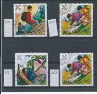 Bhutan    Y / T       364 + 365 + 366 + 368        (O) - Bhutan