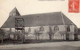 CPA St Lubin De La HAYE - (28) - L'église - Other Municipalities