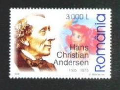 2005 - ROMANIA - BICENTENARIO DELLA NASCITA DI H. CH. ANDERSEN / BICENTENNIAL OF BIRTH OF H. CH. ANDERSEN. MNH - Unused Stamps