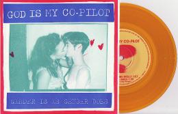 GOD IS MY CO-PILOT - Gender Is As Gender Does - EP - FUNKY MUSHROOM - Vinyl JAUNE - NO-WAVE - Rock