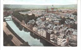 Namur-1908-Panorama De La Ville-La Sambre-Le Pont De L'Evêché-Rue Des Brasseurs-Aqua-Photo, Paris (voir Scan) - Namen