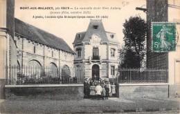 """Mont Saint Aignan Mont Aux Malades La Nouvelle école Libre De Jeunes Filles """"Aulney """" Normandie  76  Seine Maritime - Mont Saint Aignan"""