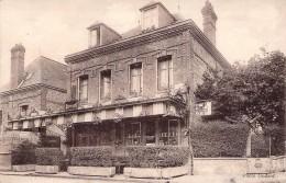 Mont Saint Aignan Carte Pub Restaurant Saint André Rue Fortier Et Puits Commun  Normandie  76  Seine Maritime - Mont Saint Aignan