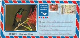 ZIMBABWE - BUCHS → Par Avion/Luftpostbrief 1982 - Zimbabwe (1980-...)