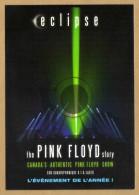 Eclipse The Pink Floyd Chanteur Musique - Cartes Postales