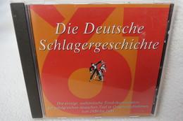 """CD """"Die Deutsche Schlagergeschichte 1961"""" Authentische Tondokumentation Erfolgreicher Dtsch. Titel Im Original 1959-1989 - Sonstige - Deutsche Musik"""