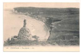 Pourville-sur-Mer  Lot De 4 Cartes Anciennes - France