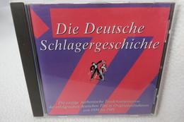"""CD """"Die Deutsche Schlagergeschichte 1977"""" Authentische Tondokumentation Erfolgreicher Dtsch. Titel Im Original 1959-1989 - Música & Instrumentos"""