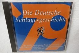 """CD """"Die Deutsche Schlagergeschichte 1979"""" Authentische Tondokumentation Erfolgreicher Dtsch. Titel Im Original 1959-1989 - Música & Instrumentos"""