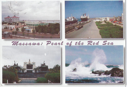 Eritrea - Massawa - Pearl Of The Red Sea Coast -Stamp - Y&T N°489 - 2006 - Eritrea