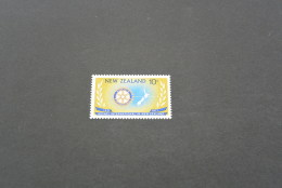 F7988- Stamps  MNh  New Zealand- Norfolk Isalnd -1971-1980- Rotary Int. - Rotary, Lions Club