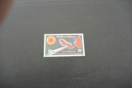 F8033- Stamp MNh Wallis Et Futuna- 75th. Anniv. Rotary Int. -1980