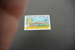 F8060- Stamp MNH  Overprinted ETAT COMORIEN  -70th. Anniv.  Rotary Int. - Rotary, Lions Club