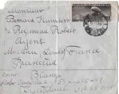 RUSSLAND - FRANKREICH Morteau/Doubs → Stempel Morteau 26.07.1937 - 1923-1991 URSS