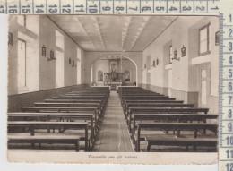 Genzano Roma Istituto Salesiano S. Giovanni Evangelista Chiesa Cappella Interno - Autres