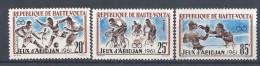ALTO VOLTA  1962 Abidjan Games      MNH - Alto Volta (1958-1984)