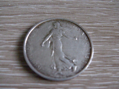 Lot 8 Pieces De 5 Francs Argent (1692 -1963-1964) - J. 5 Francs