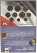 2 Francs Semeuse, Nickel, Bu (Brillant Universel) 2001 Fdc - J. 5 Francs