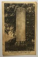 DIVES SUR MER Monument En Souvenir De Guillaume Le Conquérant VIERGE - Dives