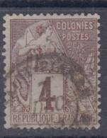 #108# COLONIES GENERALES N° 48 Oblitéré Saint-Pierre (Martinique)