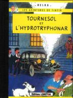 Pastiche Tintin - Tournesol Et L'hydrotryphonar Avec Ex-libris - Tintin