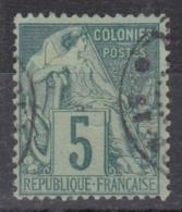 #108# COLONIES GENERALES N° 49 Oblitéré St-Esprit (Martinique)