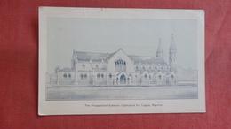 Nigeria Prospective Catholic Cathedral Of Lagos    Ref 2361 - Nigeria