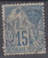 #108# COLONIES GENERALES N° 51 Oblitéré Saint Louis (Sénégal)