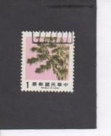 """Formose - Flore - Arbre - Le Pin - """"Les Trois Amis Du Temps D´hiver"""" - - 1945-... République De Chine"""
