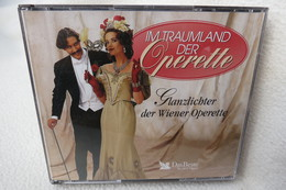 """3 CDs """"Im Traumland Der Operette"""" Glanzlichter Der Wiener Operette - Opera"""