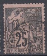 #108# COLONIES GENERALES N° 54 Oblitéré Pointe-à-Pitre (Guadeloupe)